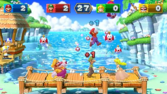 Mario Party 10 - Minispiel
