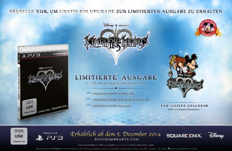 LE Kingdom Hearts 2.5