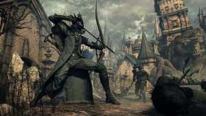Bloodborne - The Old Hunter Erweiterung Screenshot