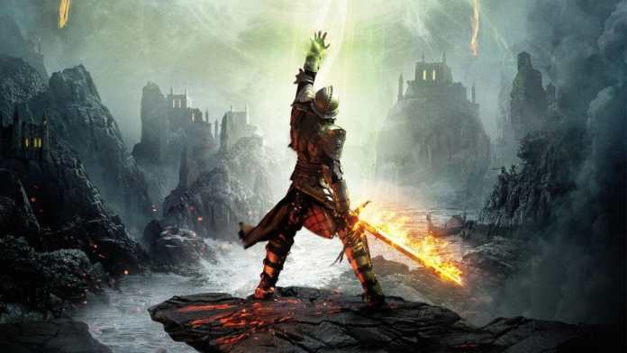 Dragon Age Inquisition Artwork