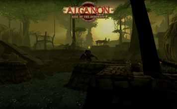Alganon Screenshot #1