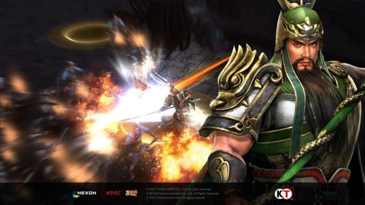 Nexon Project Dynasty Warriors Screenshot #5