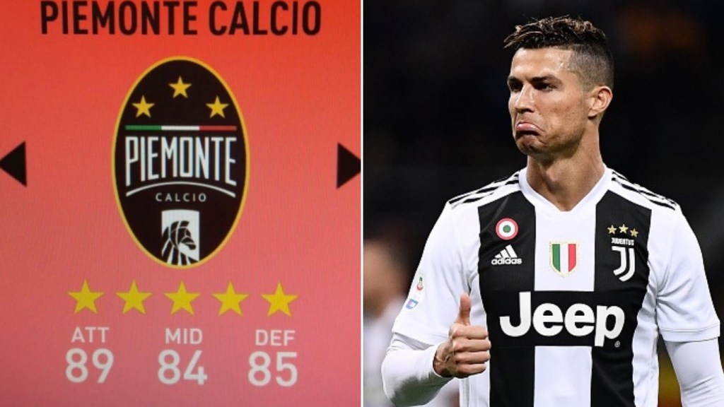FIFA 20 and Juventus