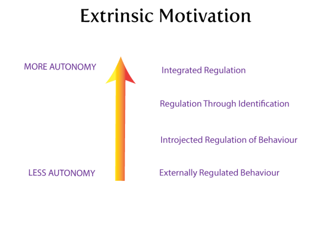 Gamification Time: Extrinsic motivation