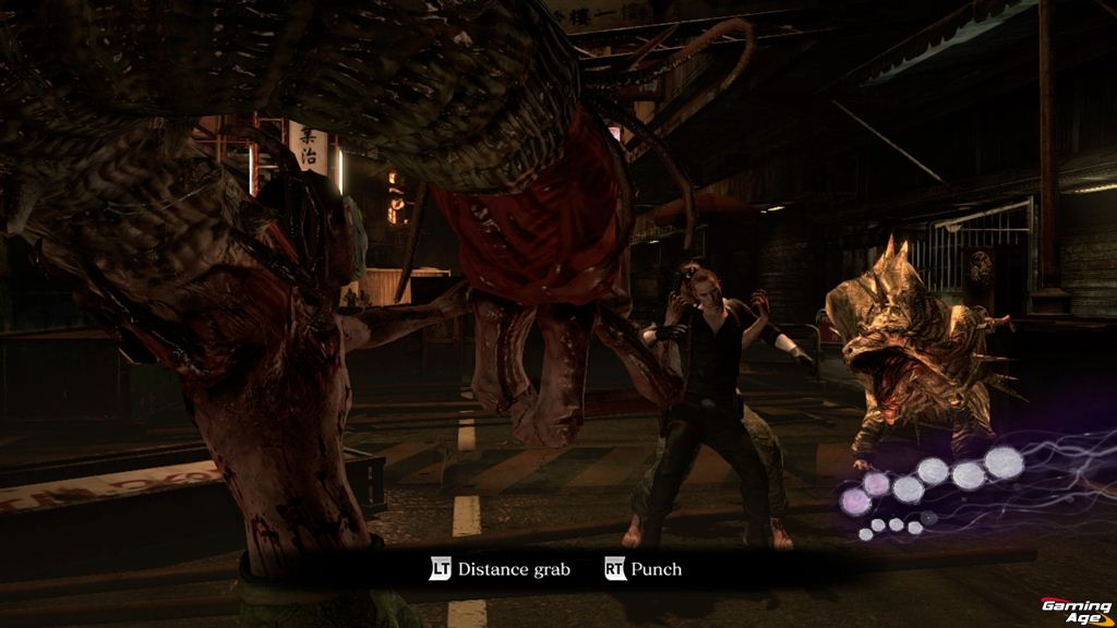 Play As Ada Wong And A Zombie In Resident Evil 6 First Screens