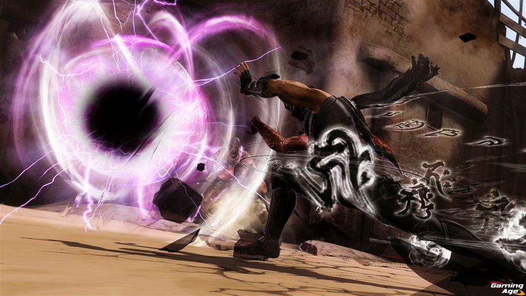 Intense New Ninja Gaiden 3 Razor S Edge Wii U Screens And A