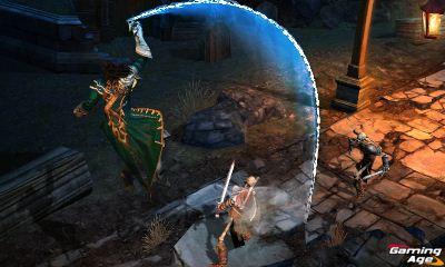 castlevania_los_mof-Battle cross rising strike