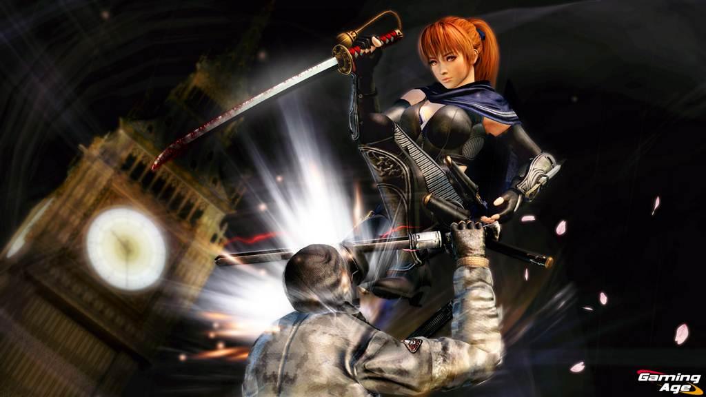 Ninja Gaiden 3 Razor S Edge For Xbox 360 Ps3 To Get Pre Release