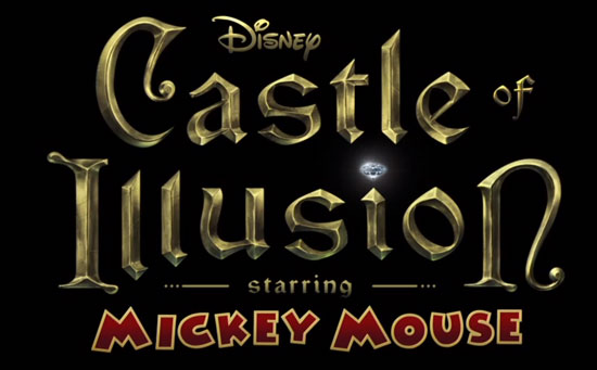 Castle of Illusion_logo