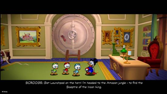 ducktales remastered vault
