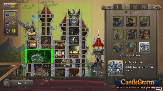 CastleStorm Build A Castle