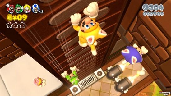 Super Mario 3D World 96022_Cat_Mario_03