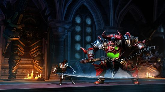 Castlevania Lords of Shadow - Mirror of Fate HD 2