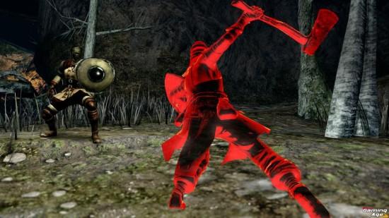 Dark Souls II Invasion