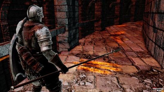Dark Souls II Message