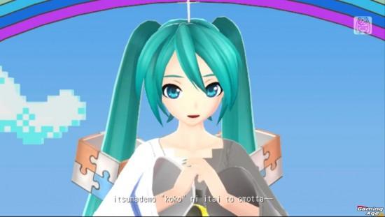 Hatsune Miku Project DIVA f Vita 4