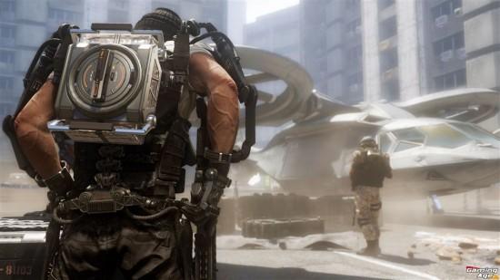 Call of Duty Advanced Warfare_Arsenal