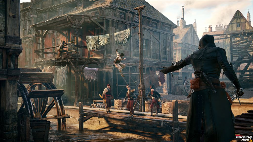 Don T Lose Your Head Over These New Assassin S Creed Unity Details