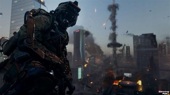 Call of Duty Advanced Warfare_Seoul Drop