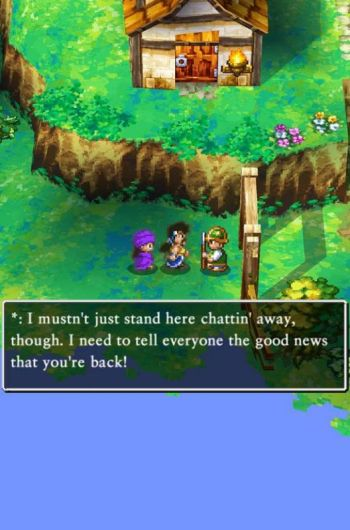 Dragon Quest V Hand Of The Heavenly Bride Review For Ios Android Gaming Age