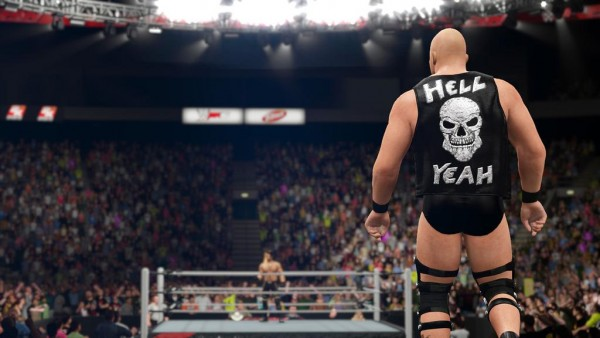 wwe 2k16 oh hell yeah