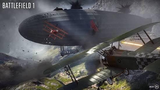 battlefield 1 promo