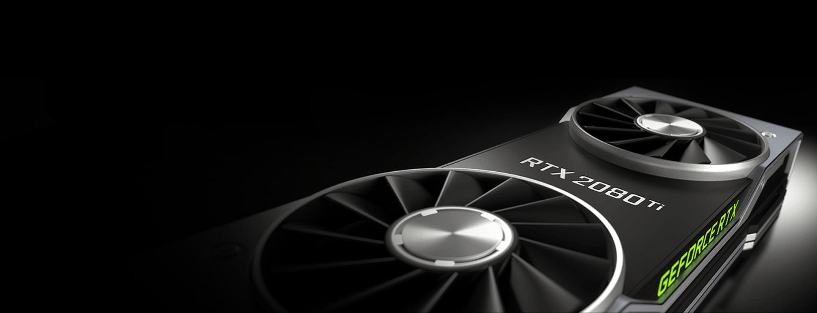 Slider Nvidia RTX