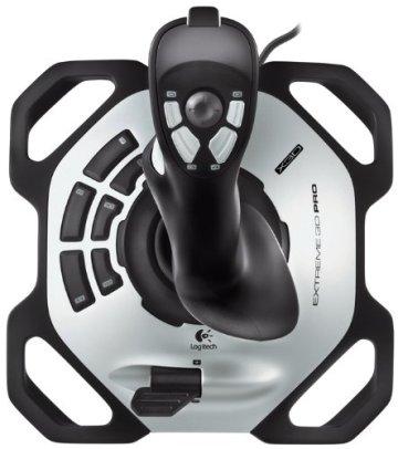 Logitech Extreme 3D PRO PC Joystick -