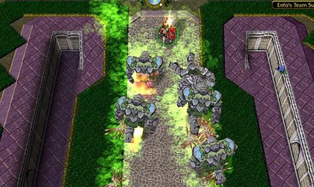 Warcraft 3 Enfos 4000 Map Download
