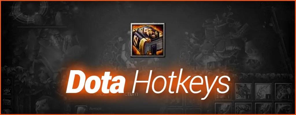 Dota Hotkeys Warcraft 3 Tools