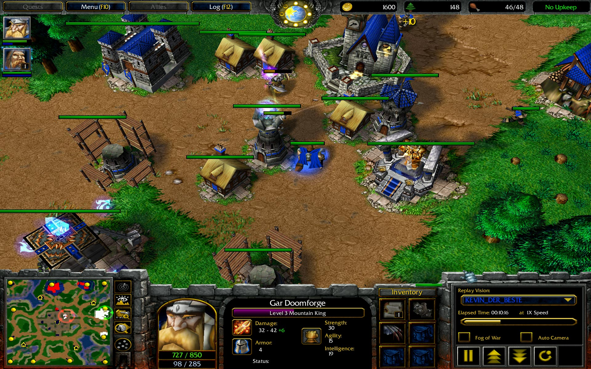Warcraft 3 Screenshots Warcraft 3 Tools