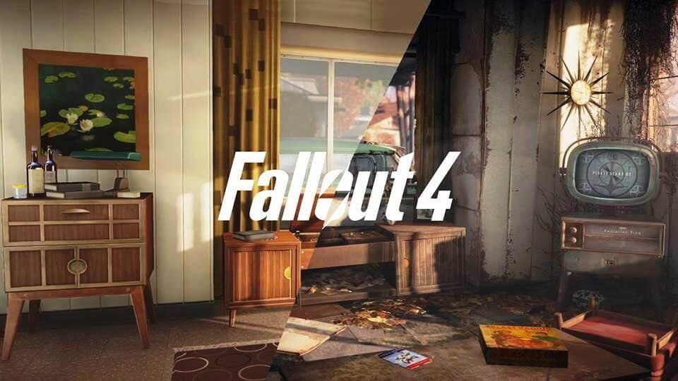 Fallout 4 PC標準版(Steam下載)
