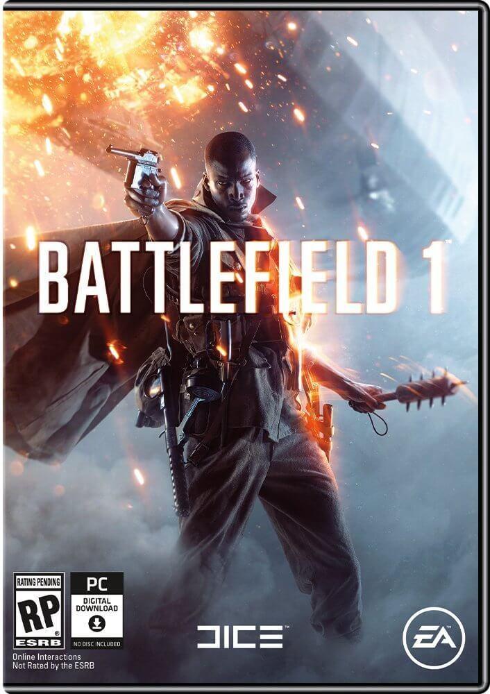 Battlefield 1 PC標準版(Origin下載)