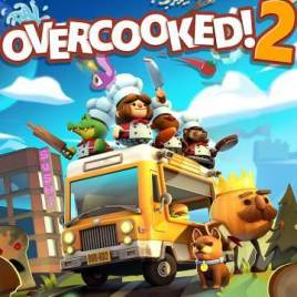Overcooked! 2 PC/MAC版(Steam下載)