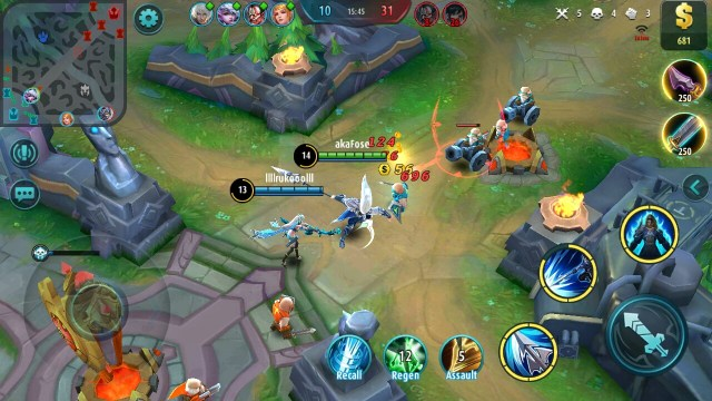 Mobile Legends Exports MOBA 4