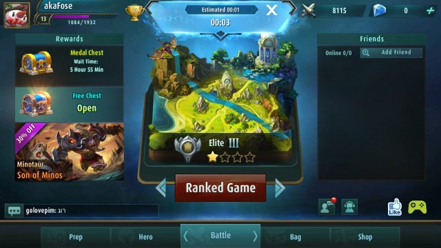 Mobile Legends Exports MOBA 6