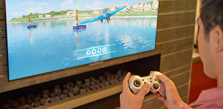 Gaming on Android TV