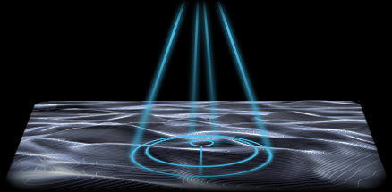 Representation of surface tuning optical sensor