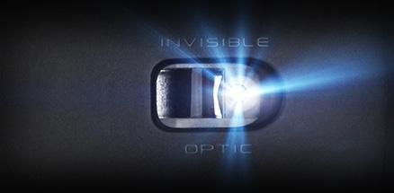 LED-illuminated Delta Zero sensor