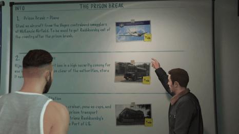 4 The Prison Break Heist Grand Theft Auto 5