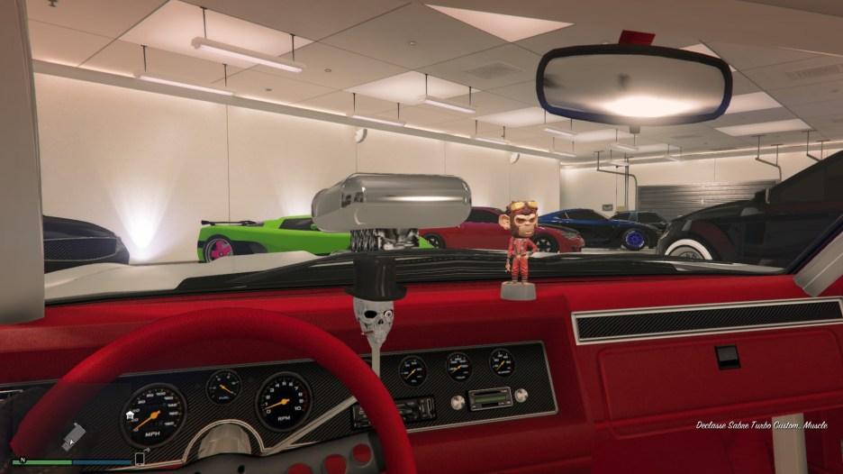 Sabre Turbo GTA V Lowrider Custom Interior