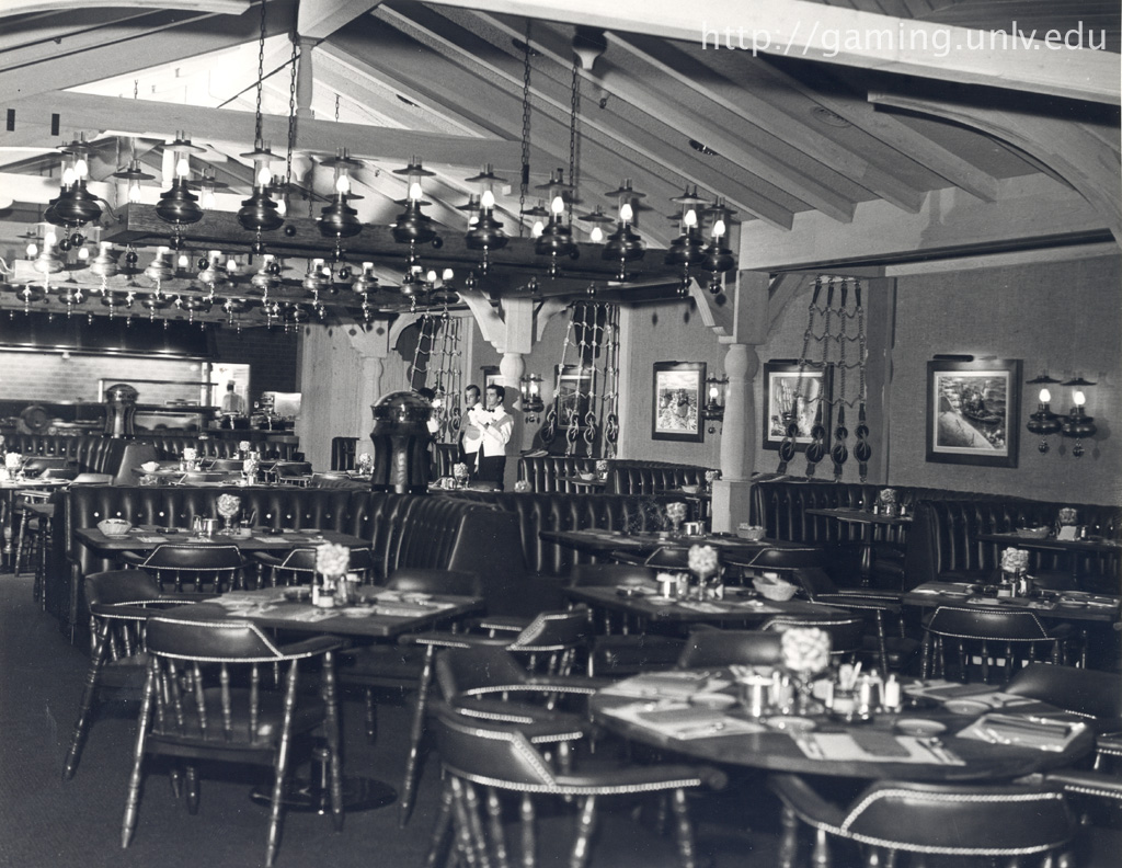 50 Years Of Dining On The Las Vegas Strip Classic Cool