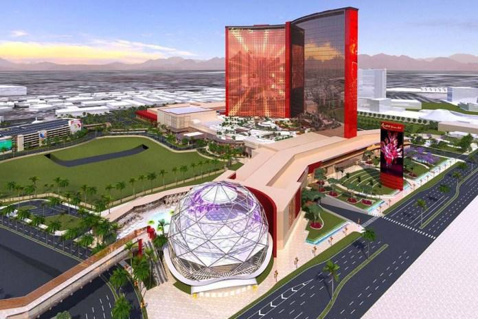 TCSJOHNHUXLEY supplies the newly opened Resorts World Las Vegas