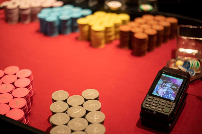 Nevada Gaming Control Board Approves Amendments Regarding Cashless Gaming