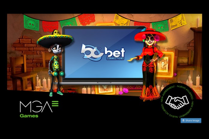MGA Games continue its expansion in Latin America with BetConnections