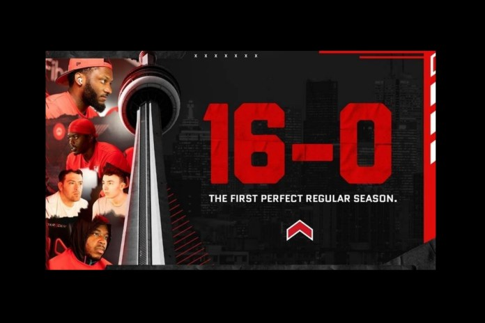 Raptors Uprising Achieve First Undefeated Regular Season in NBA 2K League History