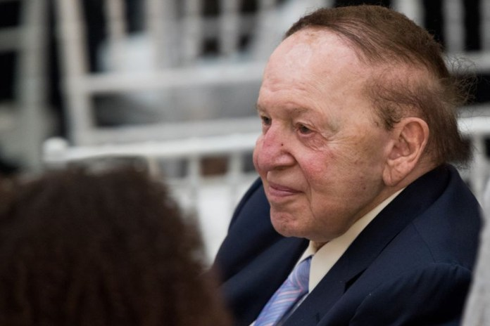 AGA CEO Statement on Passing of Sheldon Adelson
