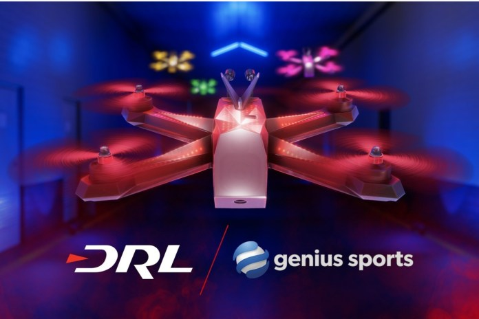 Drone Racing League and Genius Sports Set the Stage for Sports Betting