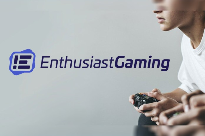 Enthusiast Gaming Plans to List on NASDAQ