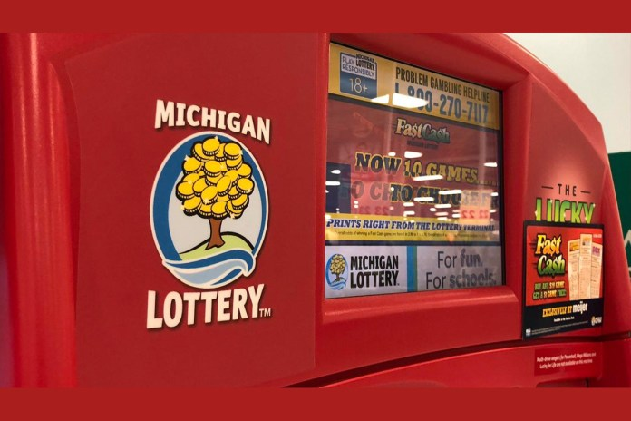 NeoPollard Congratulates Michigan Lottery as Lottery Operator of the Year at the EGR North America Awards